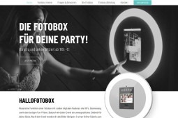 Projekt: HalloFotobox